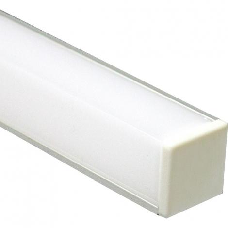 Профиль для светодиодной ленты CAB281