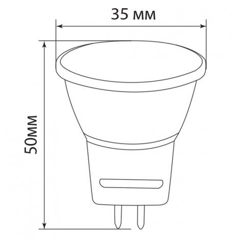 Лампа светодиодная LB-271