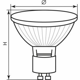 Лампа галогенная HB10